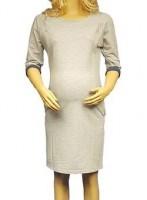 Tunika nėščiai - maitinančiai GREY melange