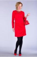 Elegantiška suknelė nėštukei DANIELA Red