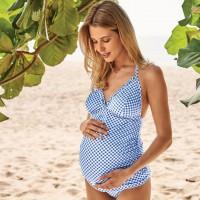 Tankini maudymosi kostiumėlis nėščiai NORTH SHORE / Anita, Vokietija