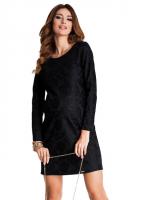 Proginė suknelė nėštukei VALENTINE Black / XS