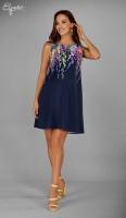 Universali stilinga suknelė nėščiai CLARISSE (tinka ir po nėštumo)