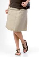 Lengvas medvilninis sijonas nėščiai INDIA