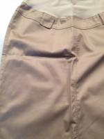 Pieštuko silueto medvilnės sijonas nėščiai COTTON Beige / S