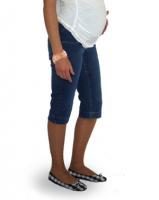 Džinsiniai bridžai nėščiai INDIGO