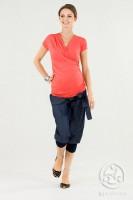 Palaidinė nėščiai - maitinančiai SULY II raudona
