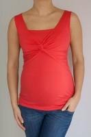 Berankovė palaidinė nėščiai ir maitinančiai FANY I / L XL