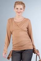 Palaidinė nėščiai - maitinančiai DAPHNE beige / 42 44