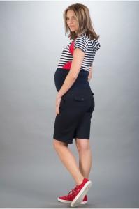 Keičiamo ilgio šortai nėščiai OMAN navy