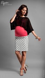 Sijonas nėščiai ir po nėštumo ABIGAIL / XL