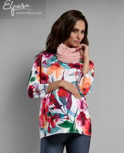 Spalvinga stilinga palaidinė nėščiai GRACIANA / XL