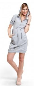 Stilinga suknutė tunika nėščiai ir maitinančiai TIGER