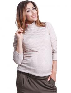 Golfas nėščiai DAVINA beige / L XL