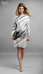 Pastelinė suknelė nėščiai SALLY