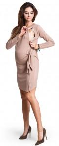 Tunika - suknelė nėščiai - maitinančiai SHAKE (4 spalvų)