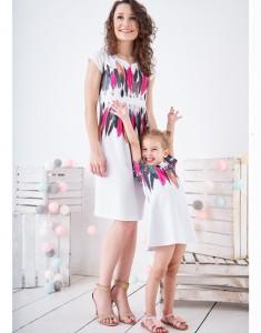 Stilinga suknelė nėščiai - maitinančiai INCA / L
