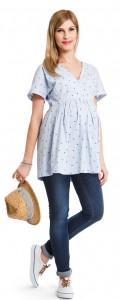 Stilinga tunika nėščiai - maitinančiai STARLET