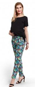 Stilingos kelnės nėščiai TROPICAL