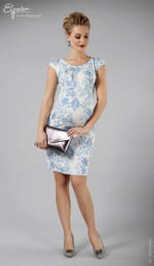 Elegantiška suknelė nėščiai ELLEN