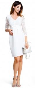 Proginė suknelė nėščiai - maitinančiai VOGUE Cream