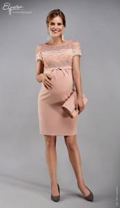 Proginė suknelė nėščiai NOEMI / S