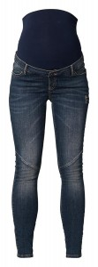 NOPPIES stilingi džinsai nėštukei skinny GREY BLUE / S