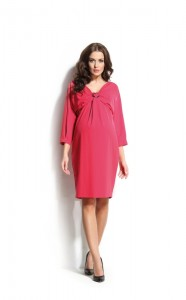Suknelė nėščiai CHANTAL cyclamen / M XL