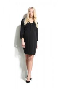 Suknelė nėščiai CHANTAL Black / S