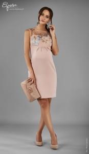 Elegantiška suknelė nėščiai ir po nėštumo MALENA