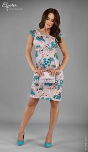 Elegantiška suknelė nėščiai BONITA