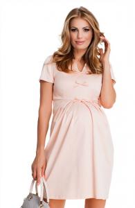 Proginė suknelė nėštukei PRINCESS pudre / XS