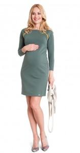 Suknelė nėščiai ir maitinančiai PINA KHAKI