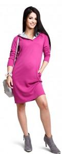 Šilta suknelė nėščiai - maitinančiai HOLLY BERRY