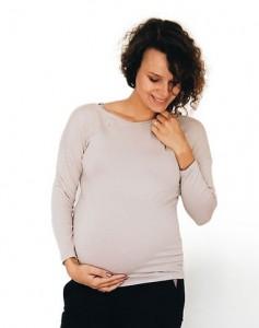 Palaidinė nėščiai ir maitinančiai  MILKA BEIGE
