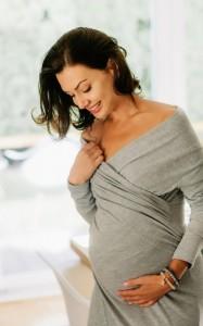Megztukas - tunika nėščiai - maitinančiai BETA (2 spalvos)