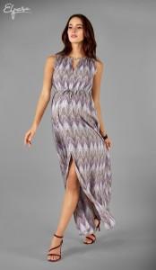 Ilga suknelė nėštukei CINDY (tinka ir po nėštumo)